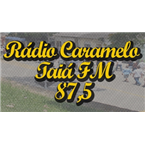 Rádio Caramelo Taiá Brazilian Popular