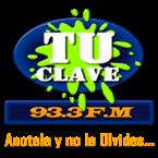 CLAVE 93.3 FM Top 40/Pop