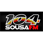 Rádio 104 Sousa FM Brazilian Popular