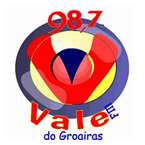 Radio FM Vale do Groairas Brazilian Popular