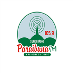 Rádio Paraibuna FM Brazilian Popular