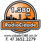 Radio Cidade 1380 AM Sertanejo Pop