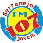 Rádio 107 FM Brazilian Popular