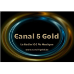 Canal 5 Gold Radio Top 40/Pop