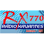 Rádio Xavantes 770 AM Brazilian Popular