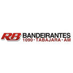 Radio Bandeirantes Tabajara 1090 AM Brazilian Talk
