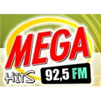 Radio Mega Hits 92.5 FM Sertanejo Pop