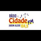 Rádio Cidade Jardim 104.9 FM Brazilian Music
