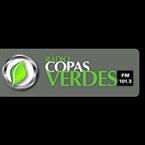 Radio Copas Verdes FM Brazilian Popular