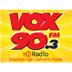 Radio Vox 90 FM Brazilian Popular