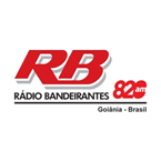 Rádio Bandeirantes AM (Goiânia) National News