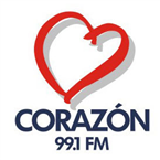 Corazon 99.1 FM Love Songs