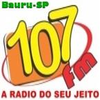 Rádio Bauru 107 FM Pagode
