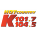 K-101.7 & K-104.5 Country