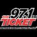 97.1 The Ticket Sports Talk