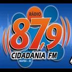 Rádio Cidadania 87.9 FM Brazilian Music