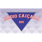 Rádio Caiçara 1020 AM Brazilian Popular