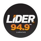 Lider 94.9 FM (Caracas) Top 40/Pop