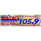 Rádio Nova Palma 105.9 FM Sertanejo Pop