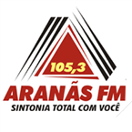 Rádio Aranãs FM Brazilian Popular