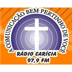 Rádio Carícia FM Brazilian Popular