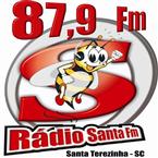 Radio Santa FM Brazilian Popular
