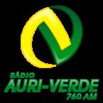 Rádio Auri-Verde AM Brazilian Popular
