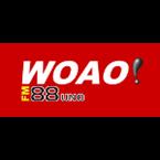 WOAO 88.1 FM Top 40/Pop