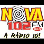 Rádio Nova 102 FM Brazilian Popular