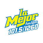 La Mejor 101.5 FM Autlán Mexican
