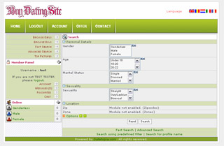 Buy Dating Site Singles Software