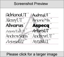 ArjorieTallUT Family PC Software