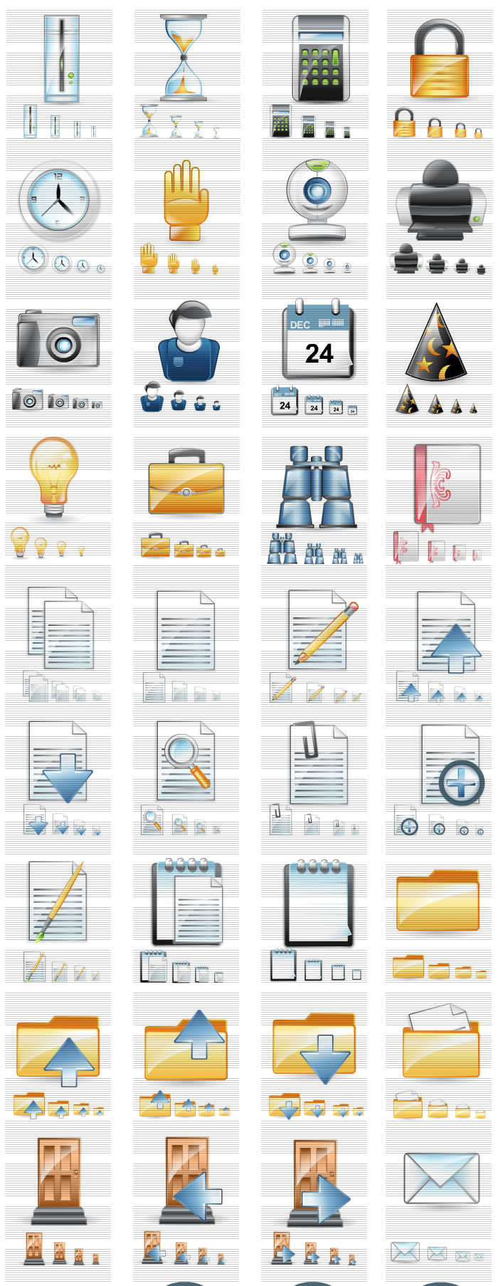 Web Icons professional icons for web