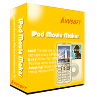 AnvSoft iPod Movie Maker for twodownload.com