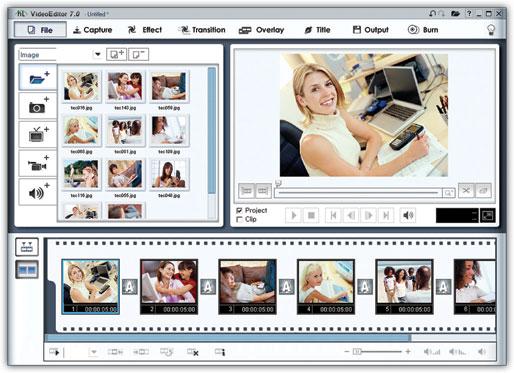 honestech Video Editor French