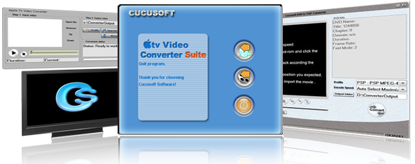 AppleTV Video Converter + DVD to AppleTV