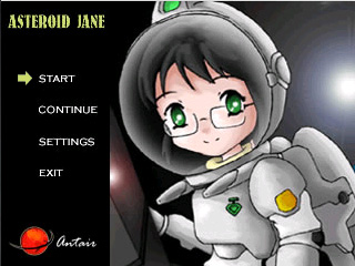 Asteroid Jane