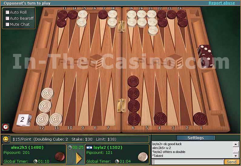 Back-gammon-online onlinecasino slots online casinos free