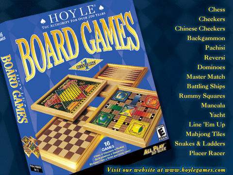 Hoyle Board Games 1.0.0.0Cards by Real.com Games - Software Free Download