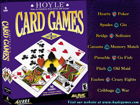 Hoyle Card Games 1.0.0.0Cards by Real.com Games - Software Free Download