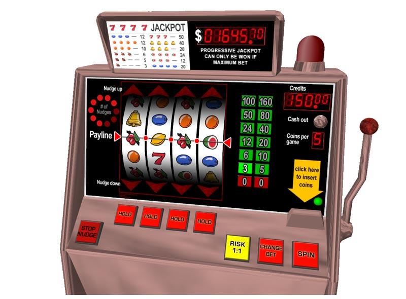 Virtual gambling machine big cat casino game