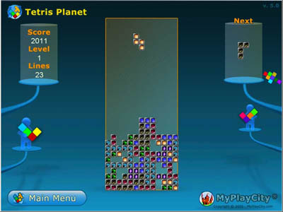Tetris Planet