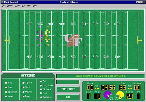 Click Football
