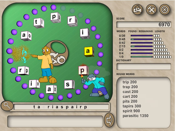 Word Whacky 1.0.160Word Games by Insight Interactive Games - Software Free Download