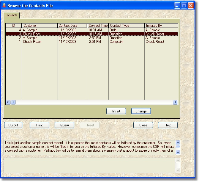 Simple Customer Support 1.0 by Dennis Baggott and Sons- Software Download