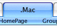 Mac style menu for Dreamweaver