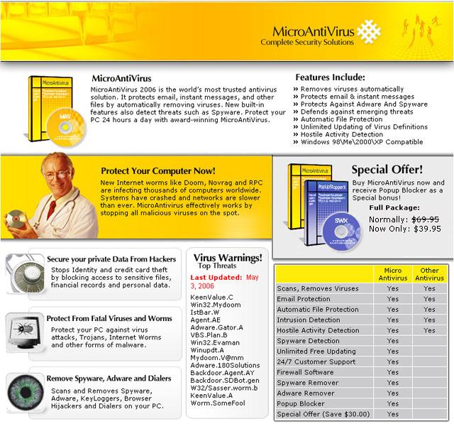 Micro Antivirus