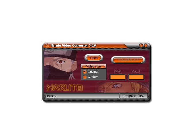 Naruto Video Converter