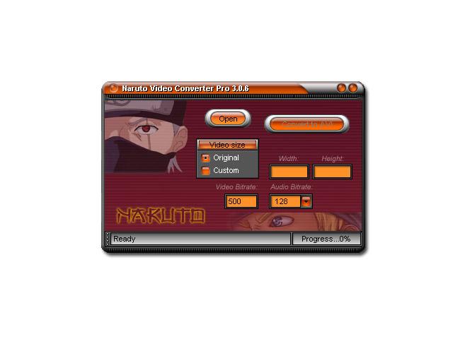 Naruto Video Converter Pro