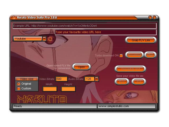 Naruto Video Suite Pro